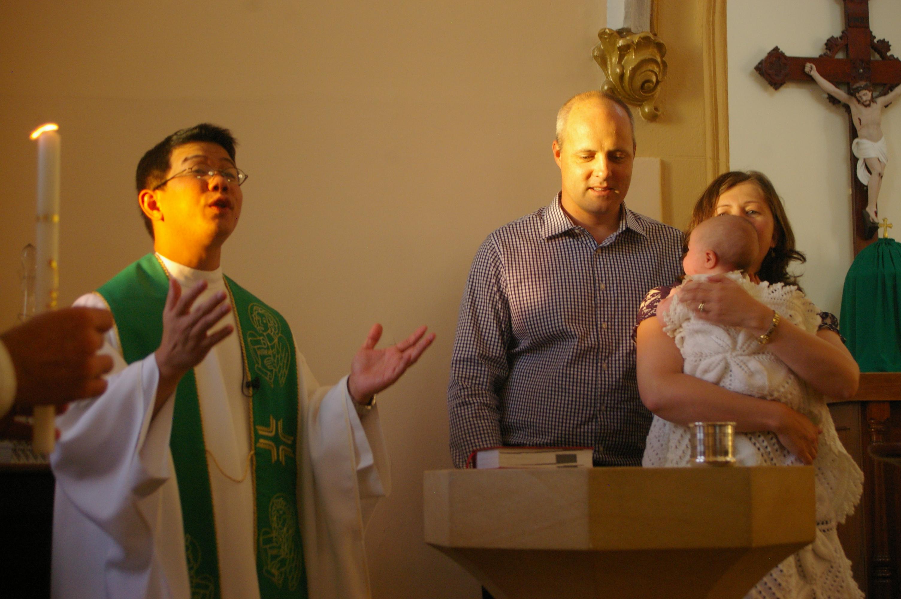 Sacrament of Baptism Dardanup