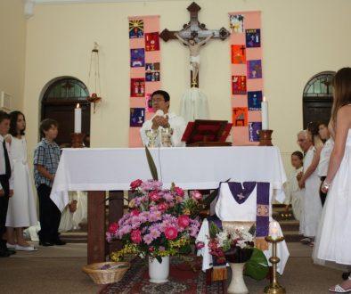 First-Eucharist Dardanup